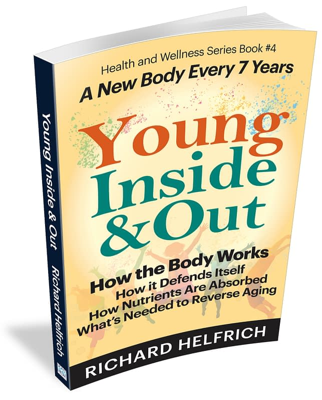 Health Books - Richard Helfrich Vitamin and Nutrition Supplements for Health and Healing